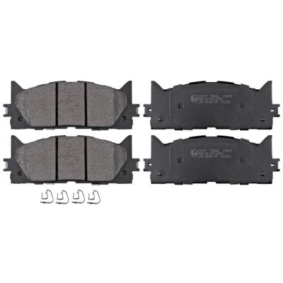 Lexus Es 350 (gsv60_) Remblokken voorzijde origineel kwaliteit