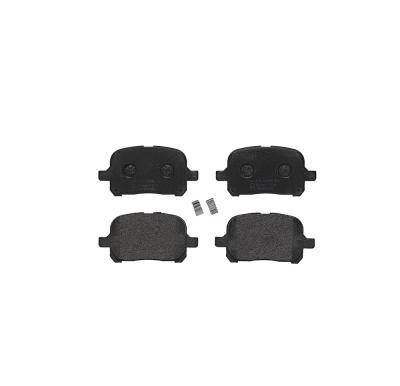 Lexus Es 3.0 (mcv30_, Mcv20_) Remblokken voorzijde Brembo premium