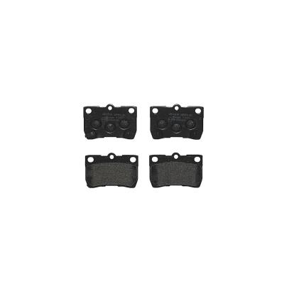 Lexus Gs 450h (gws191_, Grs196_, Grs191_) Remblokken achterzijde Brembo premium