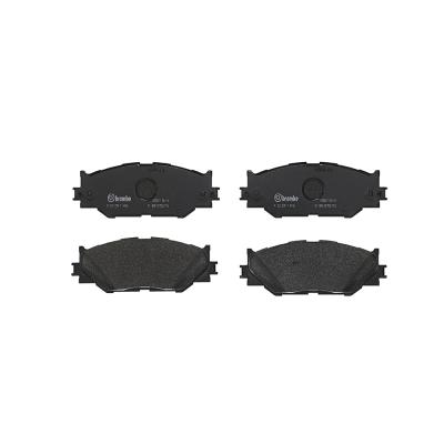 Lexus Is II 250 Remblokken voorzijde Brembo premium