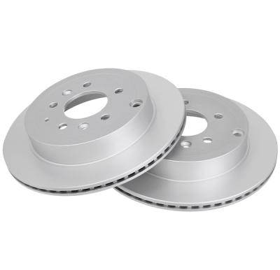Mazda Remschijf achterzijde origineel kwaliteit