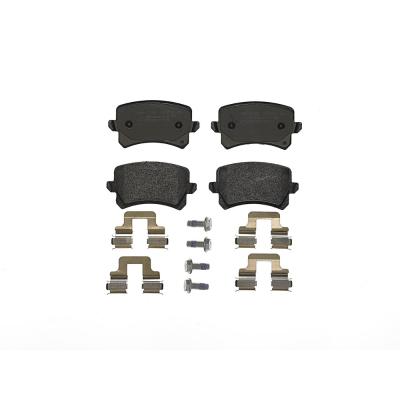 Volkswagen (vw) Passat 1.4 Tsi Remblokkenset achterzijde Brembo premium