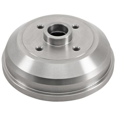 Opel Remtrommel achterzijde