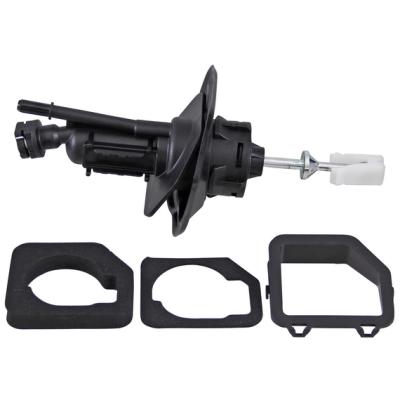 Ford Koppelingcilinder -pedaal voorzijde